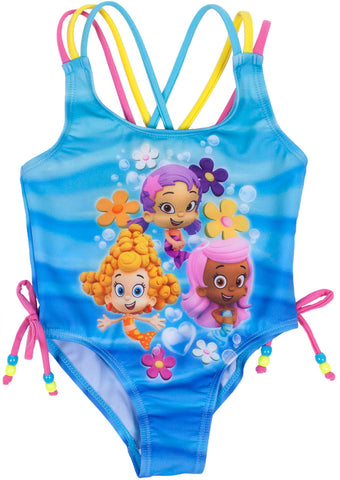 Bubble Guppies Swimsuit - Toddler