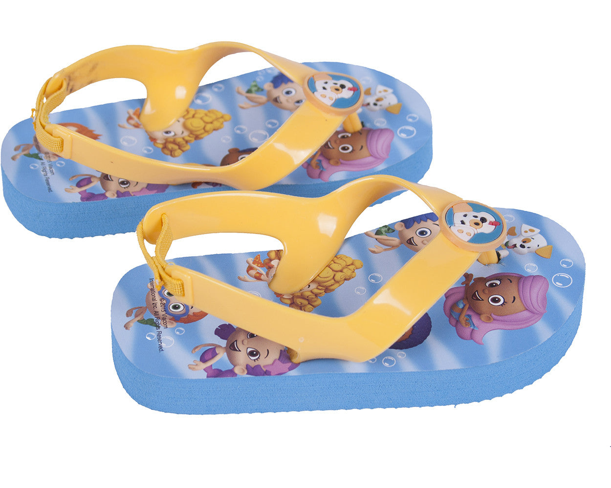 Bubble Guppies Puppy Sandals - Toddler - nickelodeonstore.co.uk