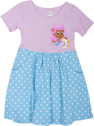 Bubble Guppies, Bubble Puppy Tee Dress - Toddler - nickelodeonstore.co.uk