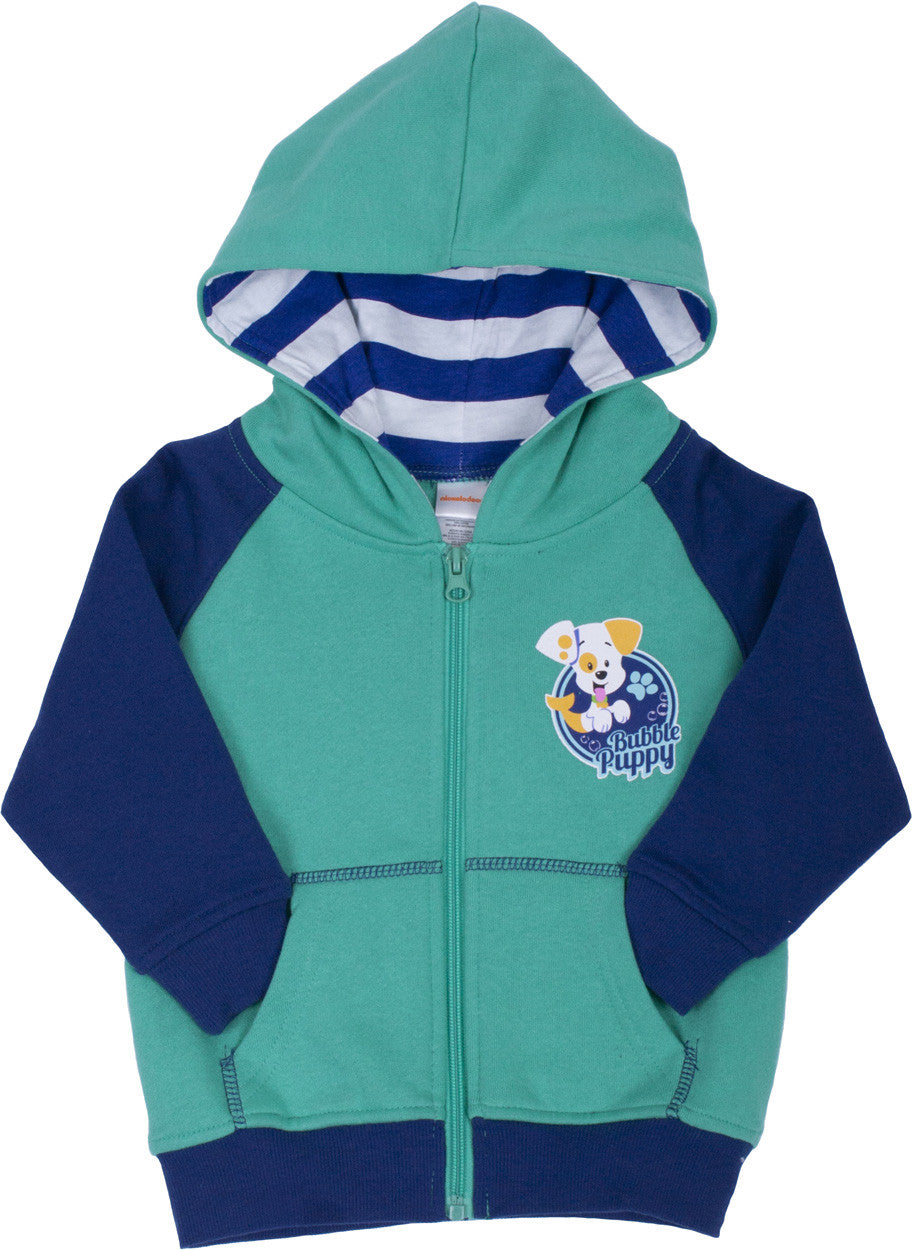 "Bubble Guppies ""Puppy"" Hoodie - Toddler - nickelodeonstore.co.uk"