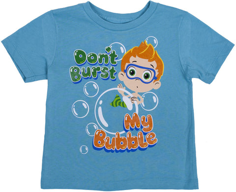 Bubble Guppies Nonny Bubble Tee - Toddler