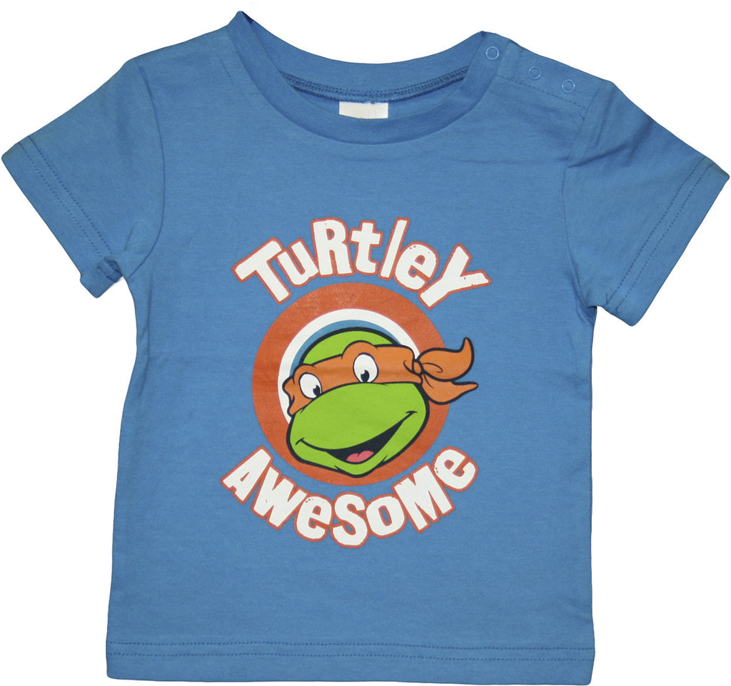 Teenage Mutant Ninja Turtles infant retro 2 piece set
