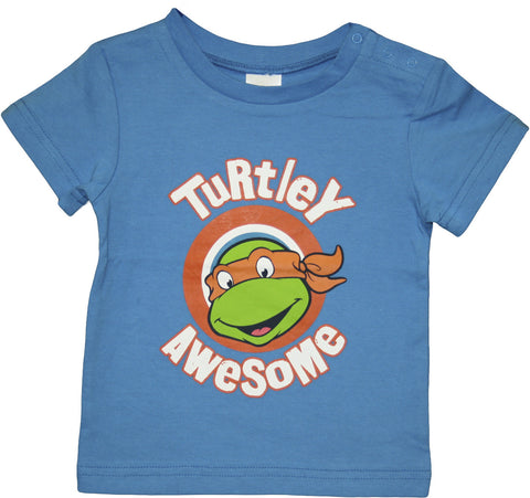 Teenage Mutant Ninja Turtles Retro 2pc set - infant