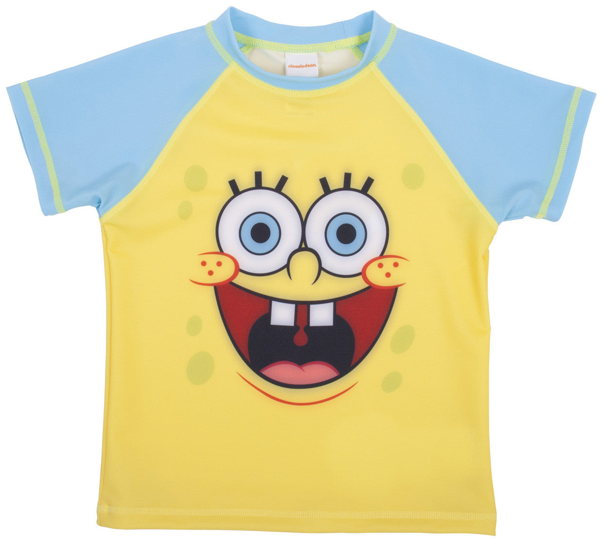 SpongeBob SquarePants rash guard
