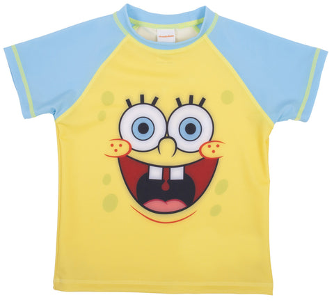 SpongeBob SquarePants Rash Guard - Youth