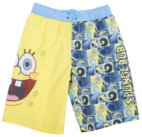 SpongeBob SquarePants Board Shorts - Youth