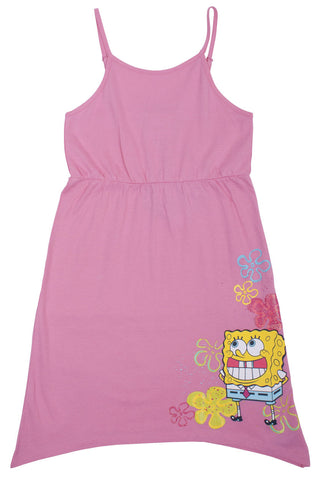 SpongeBob SquarePants Tank Sun Dress - Tween