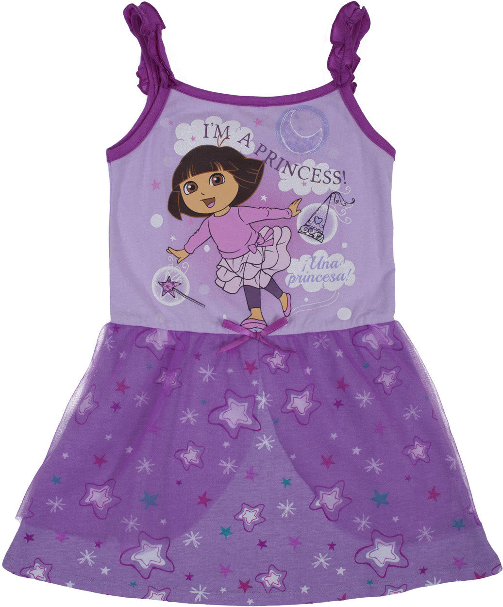 "Dora The Explorer ""Princesa"" Nightgown - Toddler - nickelodeonstore.co.uk"