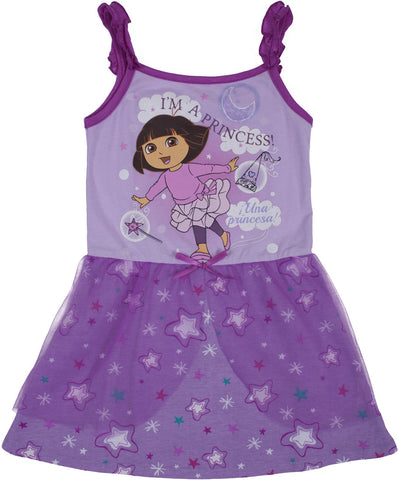 "Dora The Explorer ""Princesa"" Nightgown - Toddler"