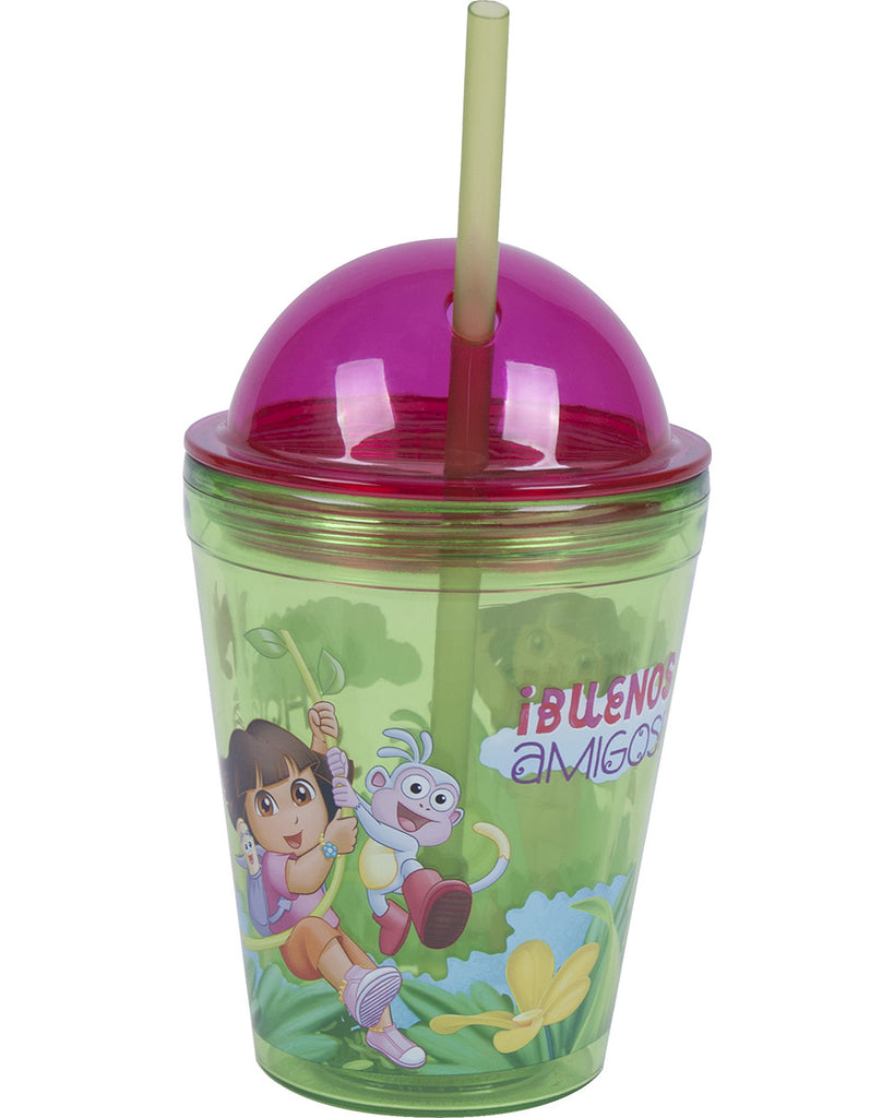 Dora The Explorer Dome Tumbler - nickelodeonstore.co.uk