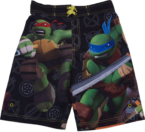 "Teenage Mutant Ninja Turtles ""Turtle Power"" Board Shorts - Youth"