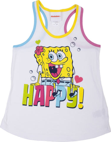 "SpongeBob SquarePants ""Happy Sponge"" Sleep Set - Girls"