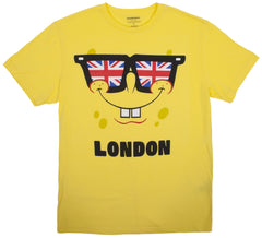 "SpongeBob SquarePants ""Big Face"" London Tee - Adult"