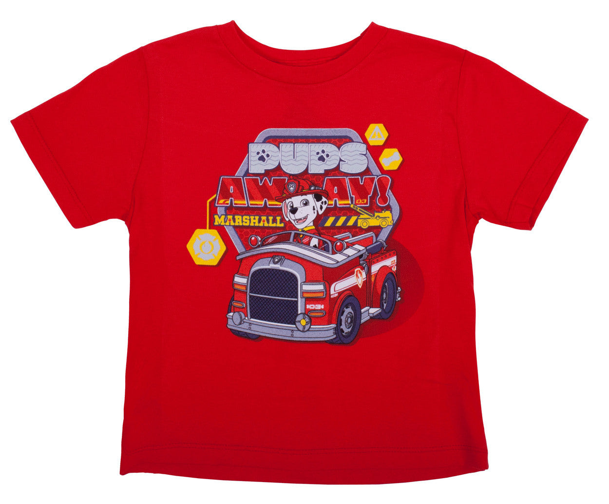 "Paw Patrol ""Pups Away"" Tee - Toddler - nickelodeonstore.co.uk"