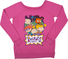 Rugrats Group Pullover - Juniors - nickelodeonstore.co.uk