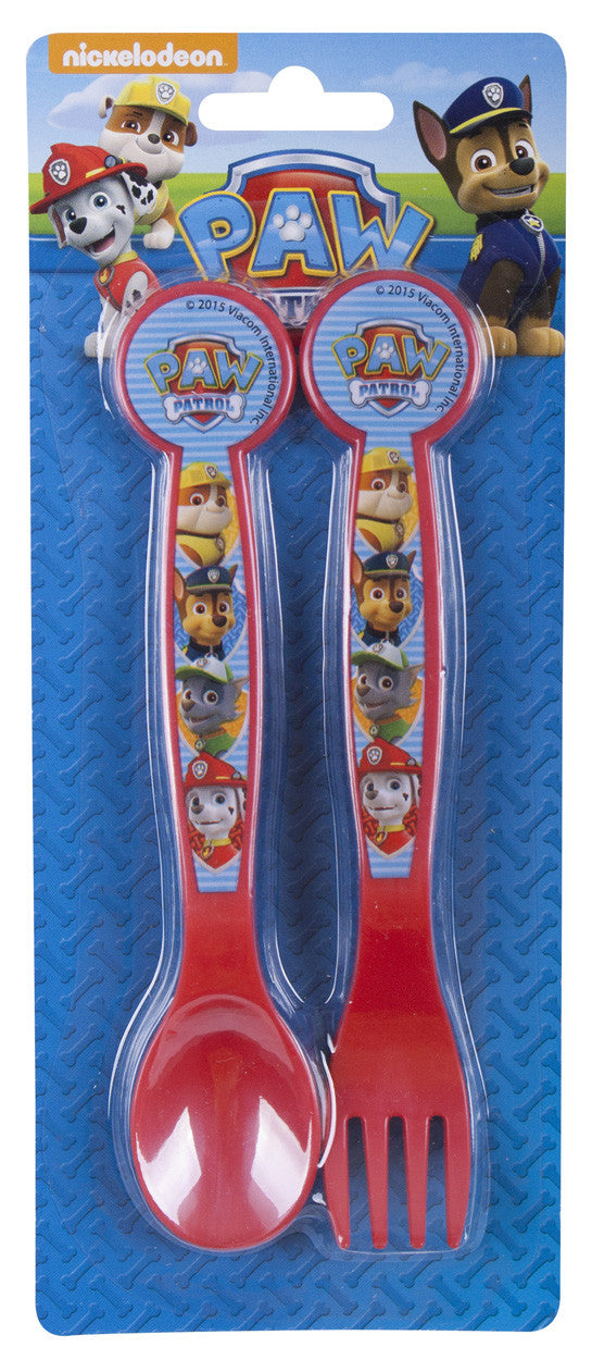 Paw Patrol Cutlery - nickelodeonstore.co.uk