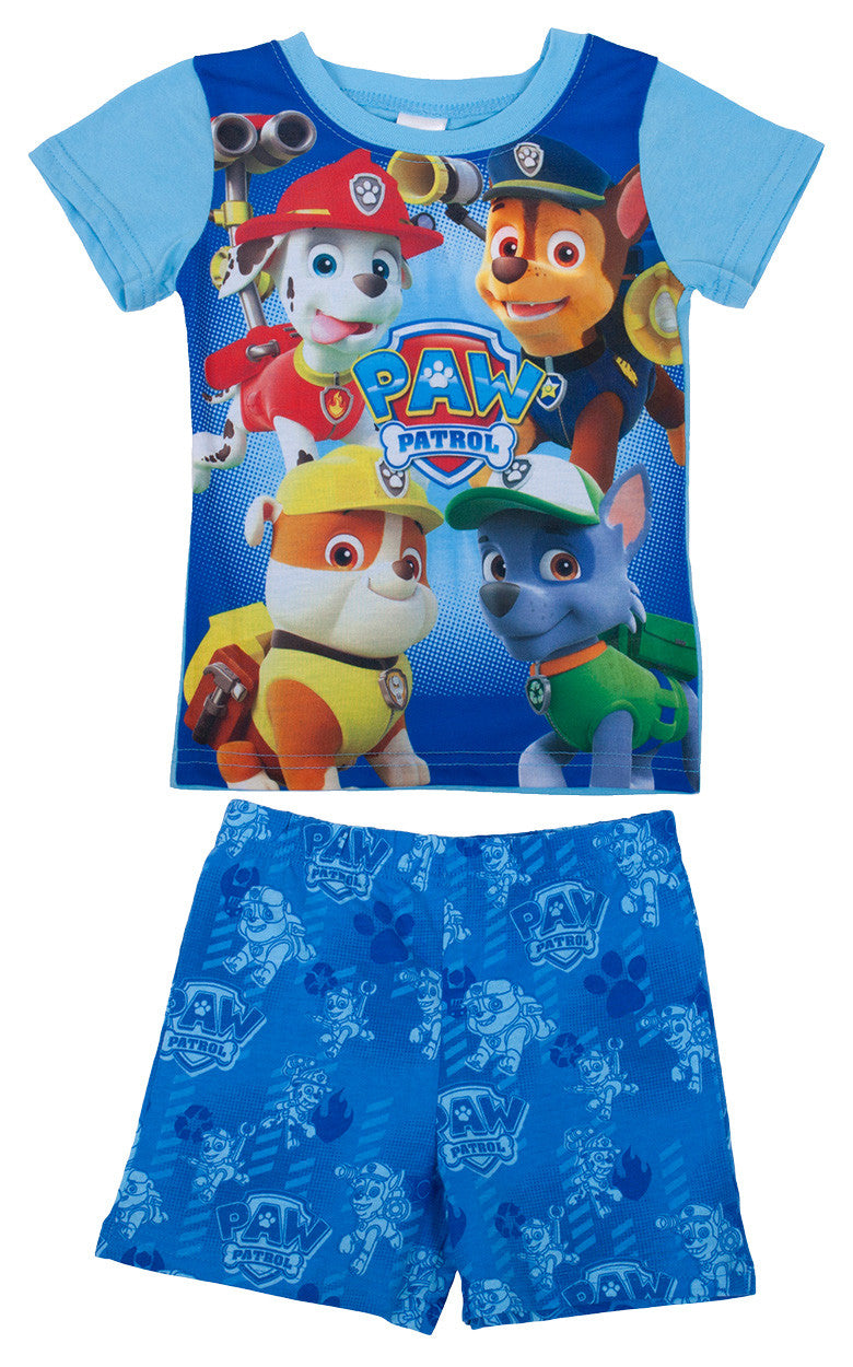 Paw Patrol PJ Shorts Set - Toddler - nickelodeonstore.co.uk