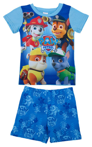 Paw Patrol PJ Shorts Set - Toddler