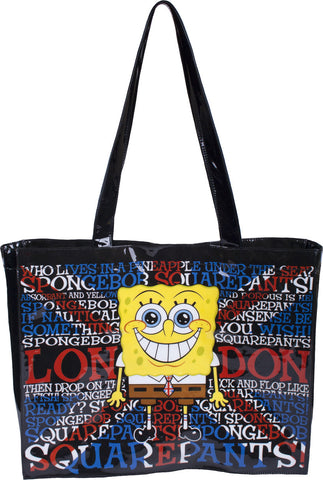 "SpongeBob SquarePants ""Theme Song"" Tote"