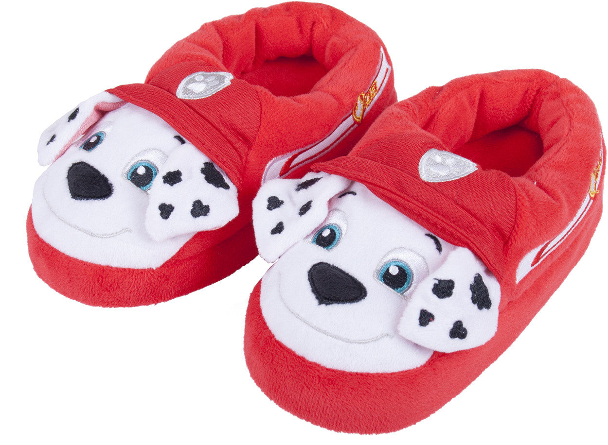 Paw Patrol Marshall Slippers - Toddler - nickelodeonstore.co.uk
