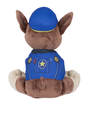 Paw Patrol Chase Plush Toy Back