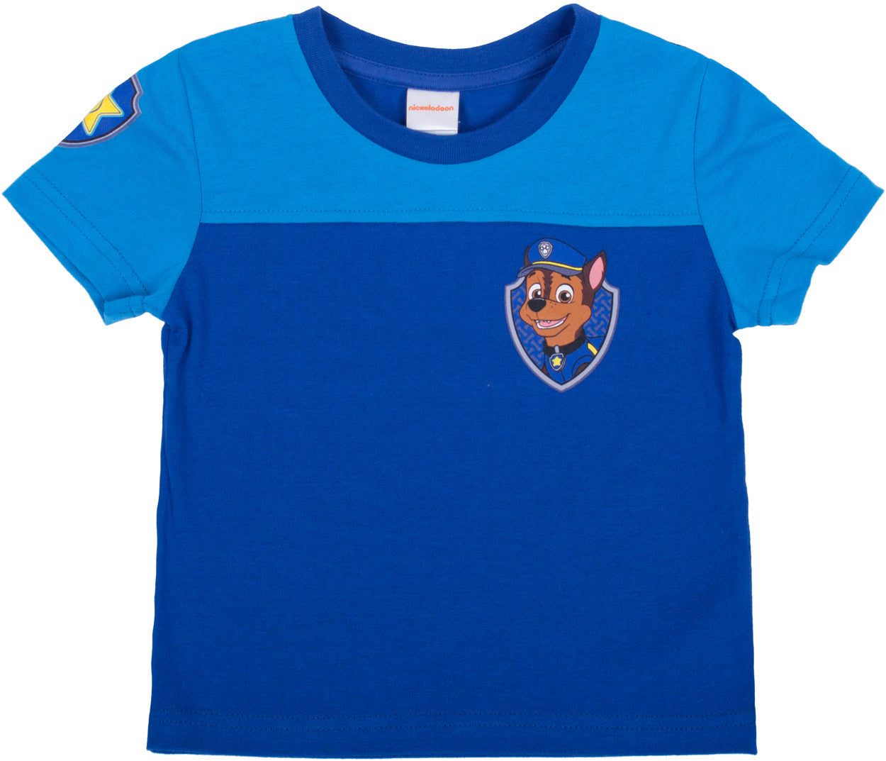 Paw Patrol Chase Blue T-shirt - Toddler - nickelodeonstore.co.uk