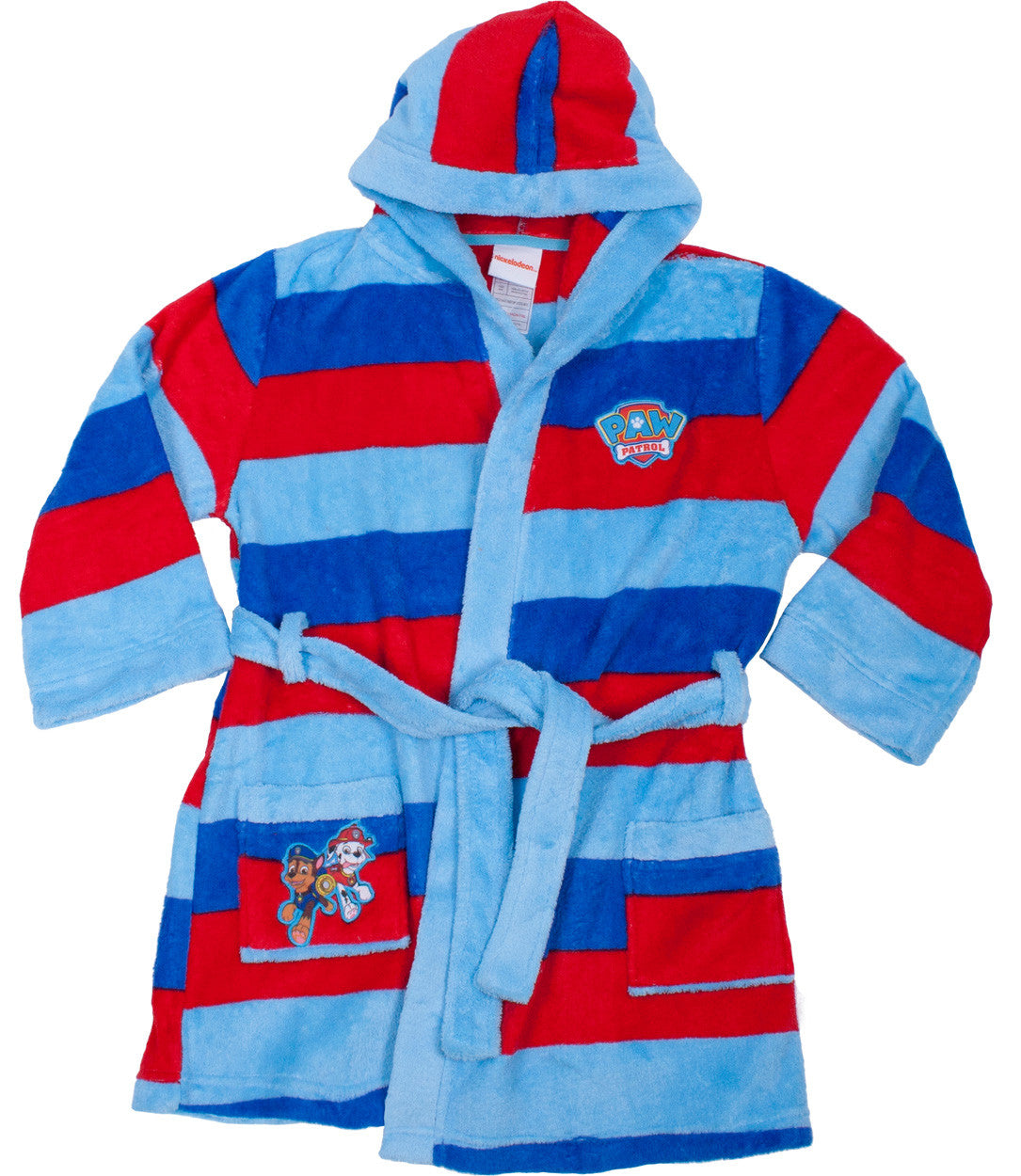 Paw Patrol Chase & Marshall Robe - Toddler - nickelodeonstore.co.uk
