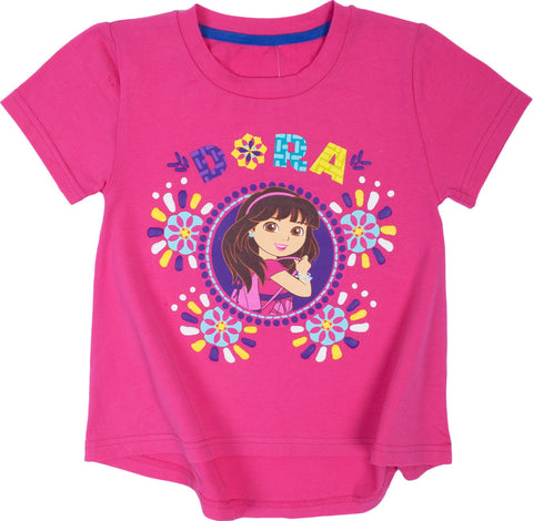 "Dora and Friends ""Ornamental"" Tee - Girls"