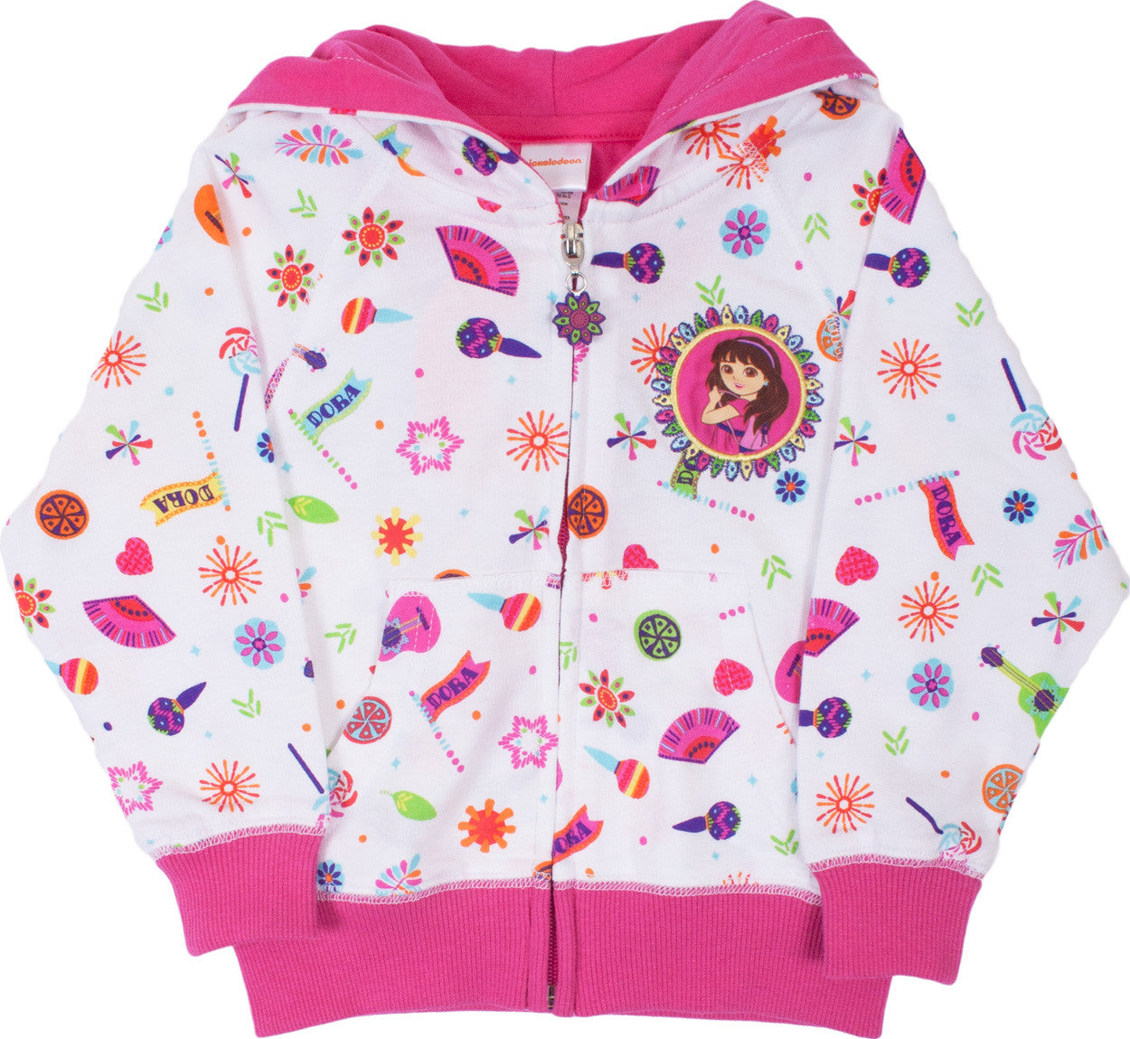 "Dora and Friends ""Latina Legacy"" Hoodie - Girls - nickelodeonstore.co.uk"