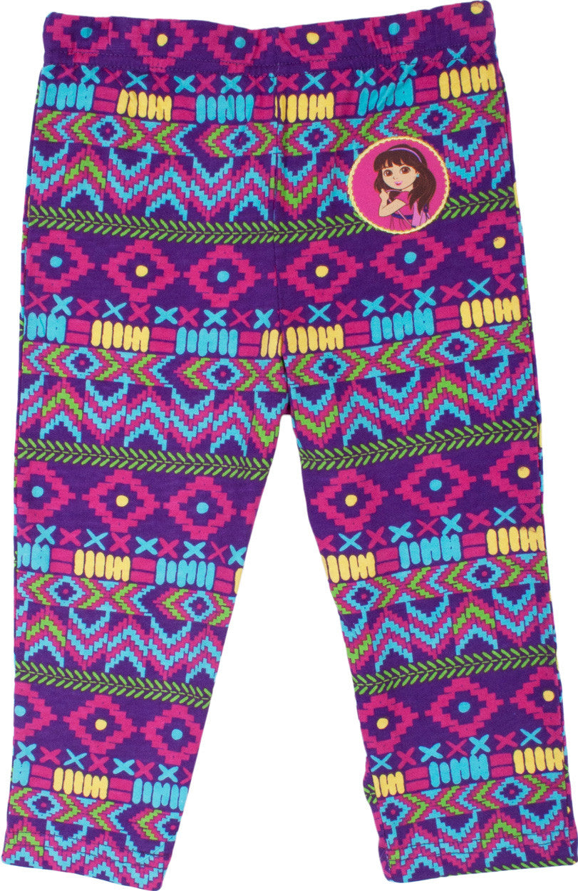 "Dora and Friends ""Latina Legacy"" Leggings - Girls - nickelodeonstore.co.uk"