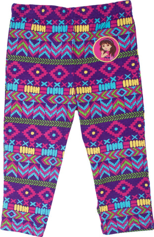 "Dora and Friends ""Latina Legacy"" Leggings - Girls"