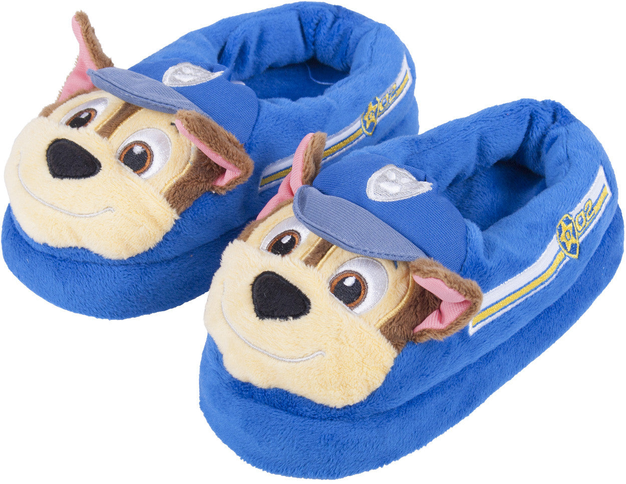 Paw Patrol Chase Slippers - Toddler - nickelodeonstore.co.uk
