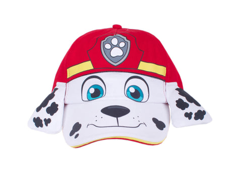 Paw Patrol Marshall Big Face Hat with Ears - Youth