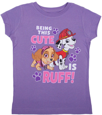 "Paw Patrol ""Pawfectly Cute"" Tee - Toddler"