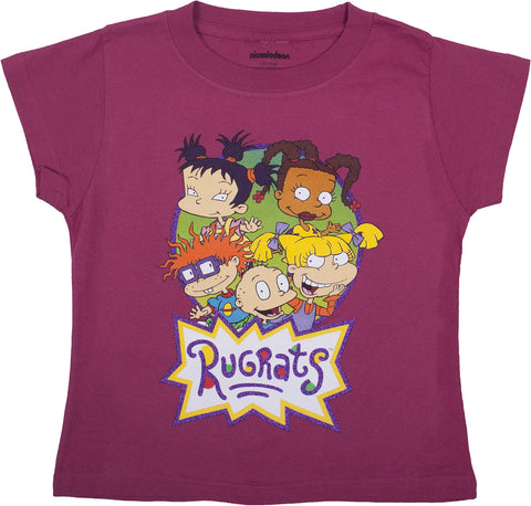 Rugrats Group Tee - Girls