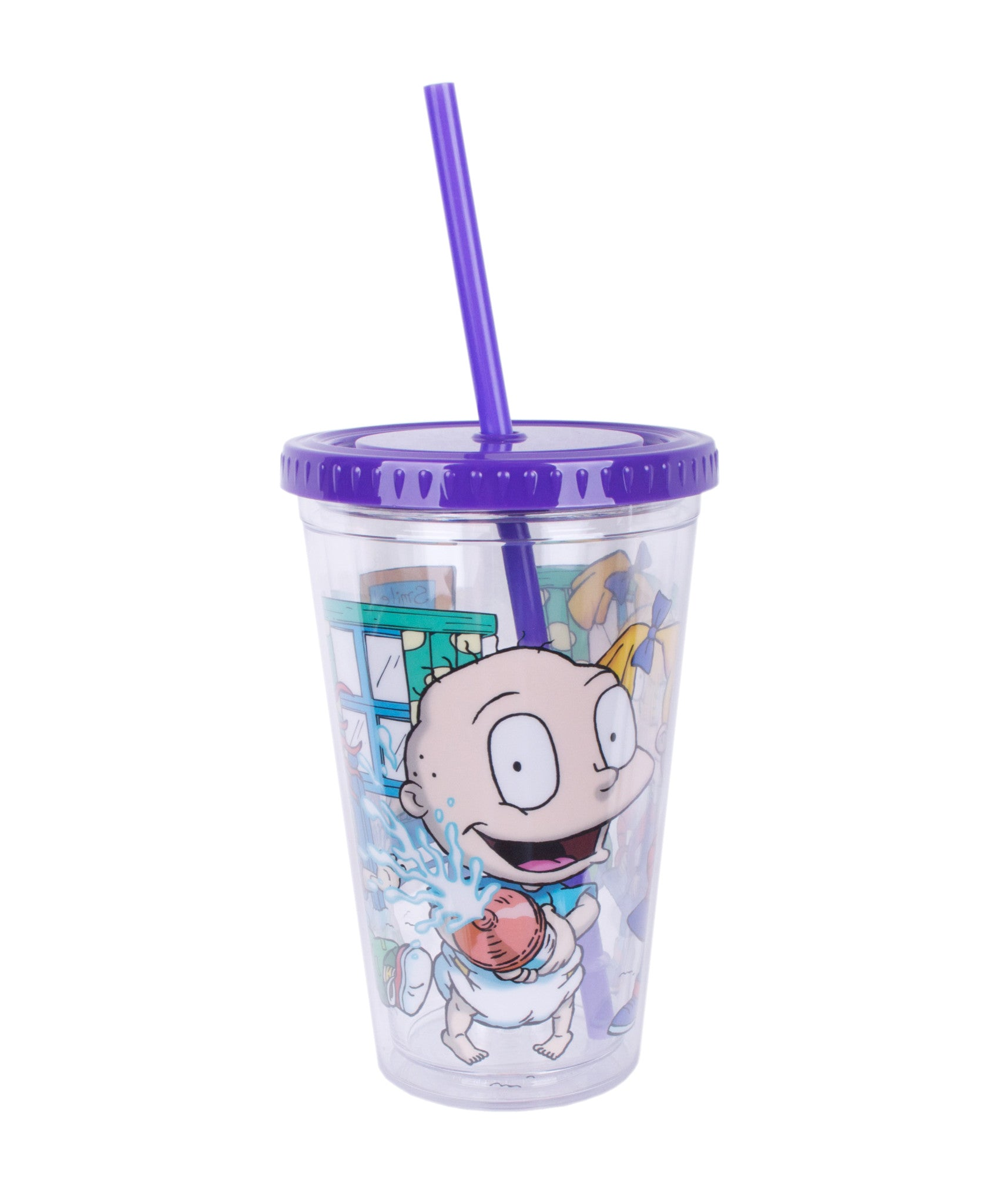 Rugrats Double Wall Tumbler 1