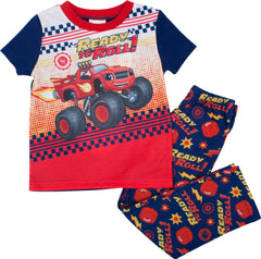 "Blaze ""Ready To Roll"" 2pc PJ set - Toddler - nickelodeonstore.co.uk"
