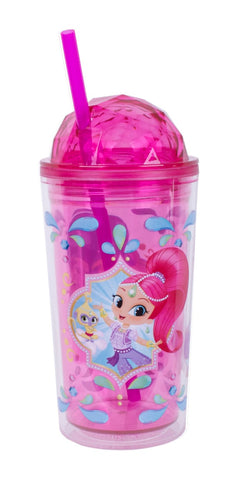 Shimmer & Shine Double Wall Tumbler