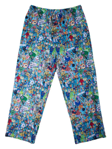SpongeBob SquarePants Bikini Bottom Lounge Pants