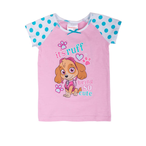 Paw Patrol Girls PJ set Top