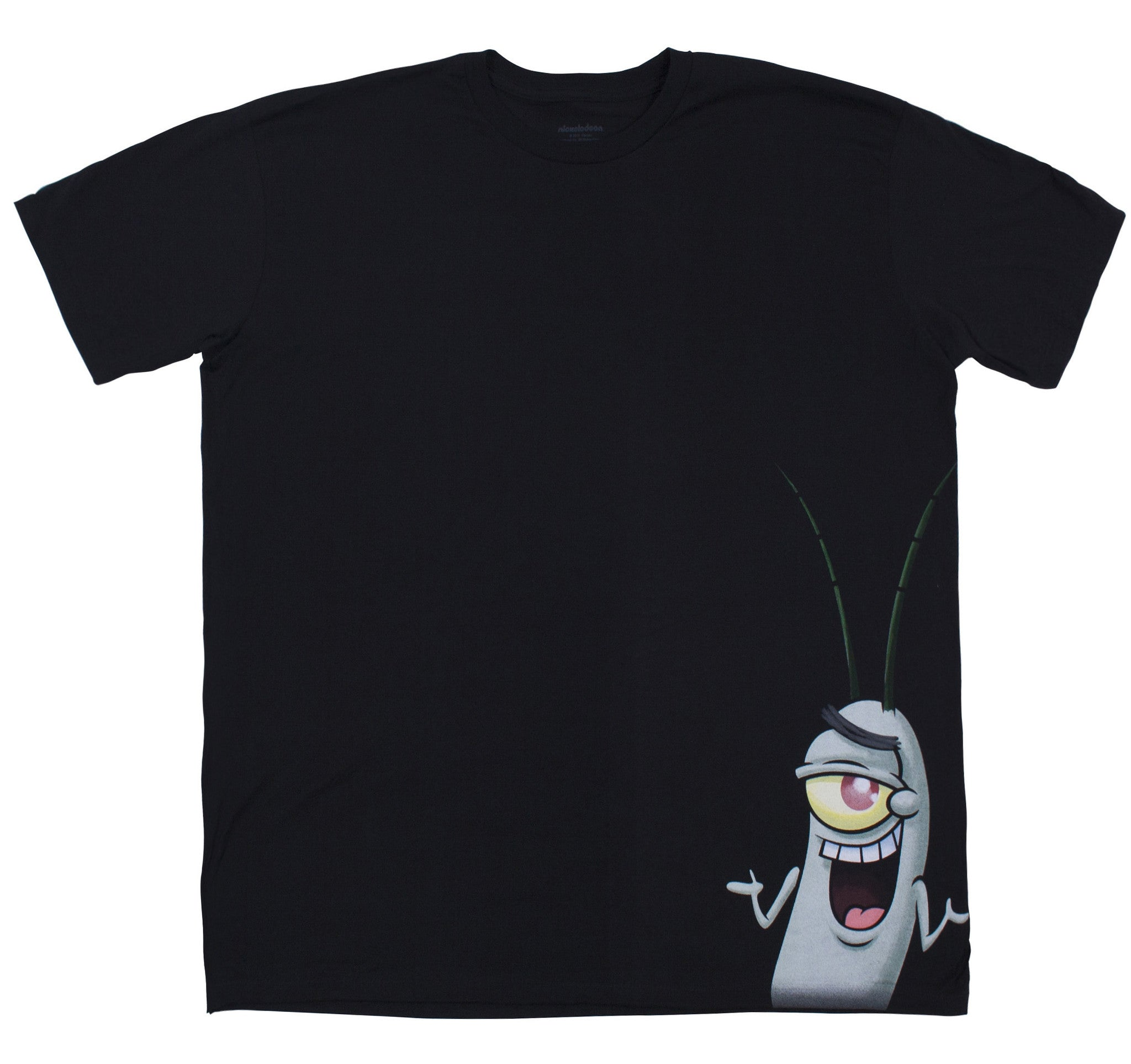 SpongeBob Plankton Tee - Adult - nickelodeonstore.co.uk
