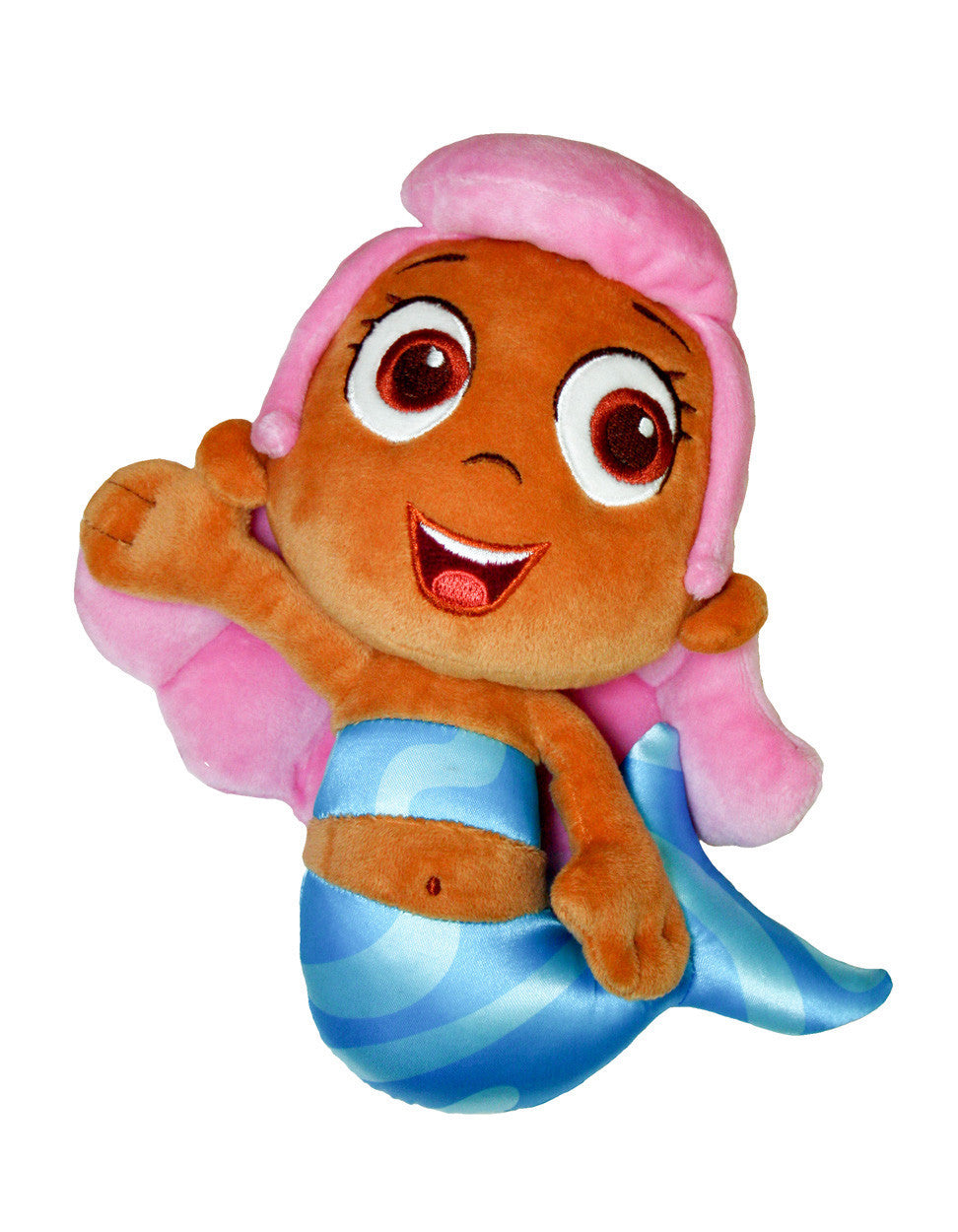 Bubble Guppies Molly Plush Toy - nickelodeonstore.co.uk
