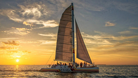 Key West Sunset Sails