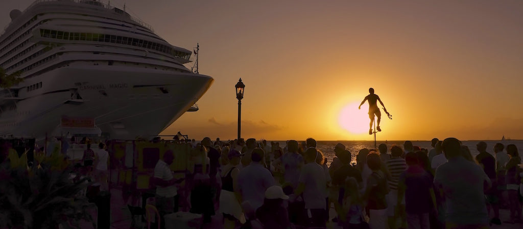 Key West Sunset Celebration at Mallory Square