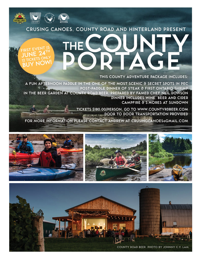 The County Portage Event — June 24th