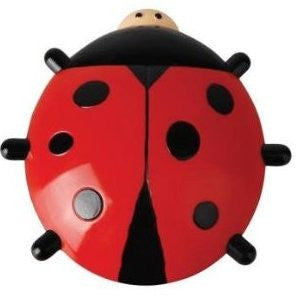 Window Ladybird Thermometer