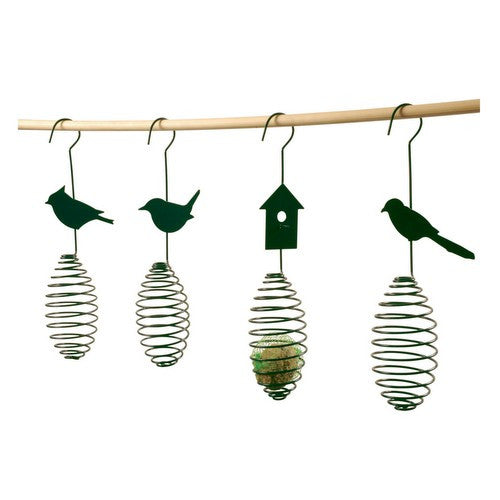 Birdspring Feeder inc Fat Ball