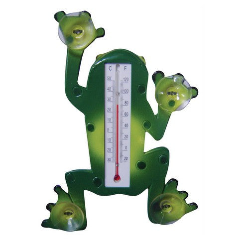 Window Frog Thermometer