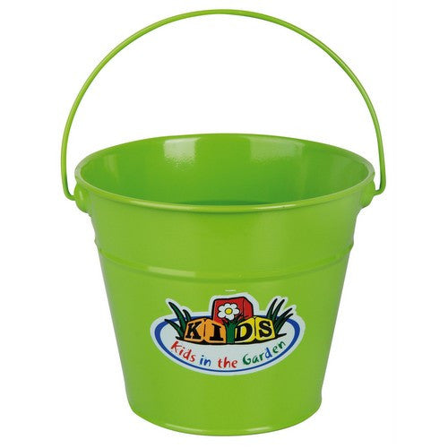 Children's Metal Garden Bucket