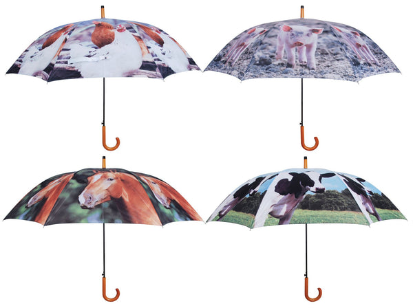 Farm Animal Umbrella